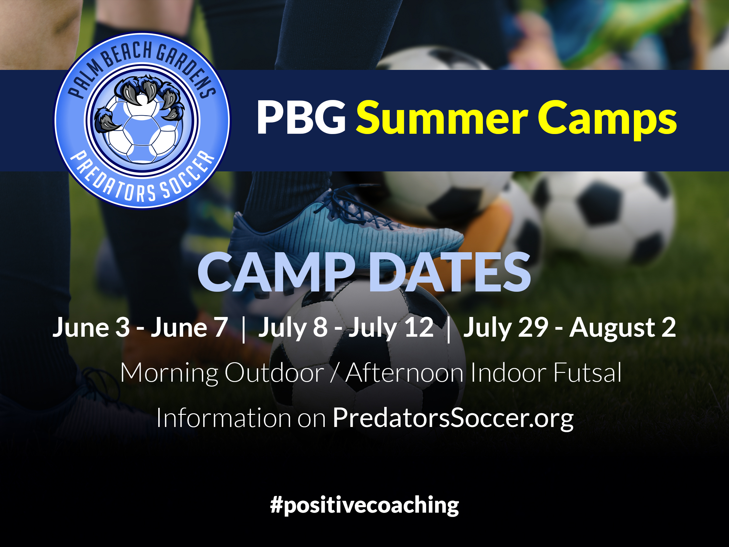 PBG Summer Camps