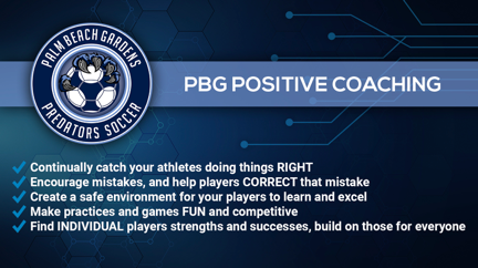 PBG Positive Coaching