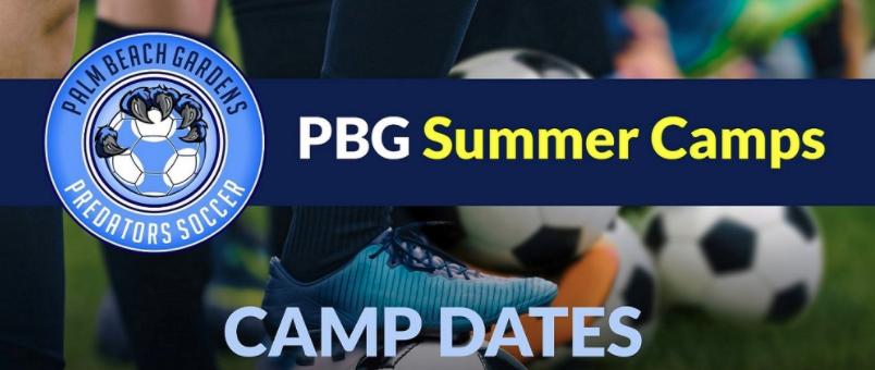 PBG Summer Training Programs
