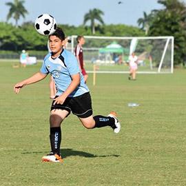 Predator Soccer