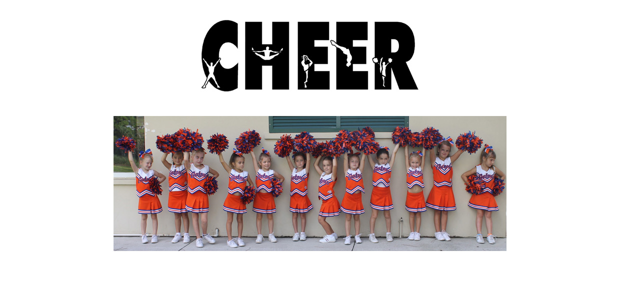 POP Warner Cheer